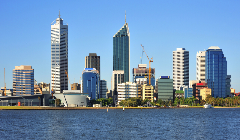 how to work in perth australia