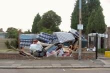 Mattress Dumping