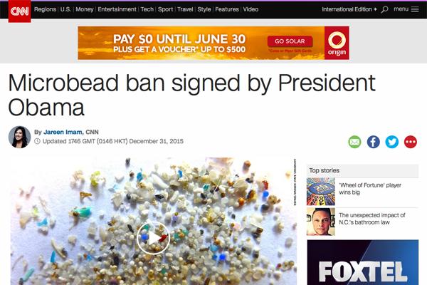 Microbeads CNN