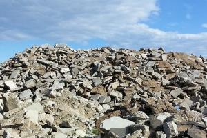 waste-concrete