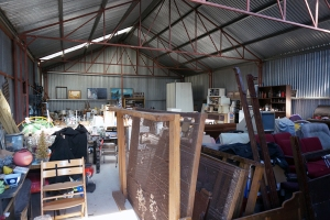 The Maldon Resource Recovery Centre in Mount Alexander, Victoria